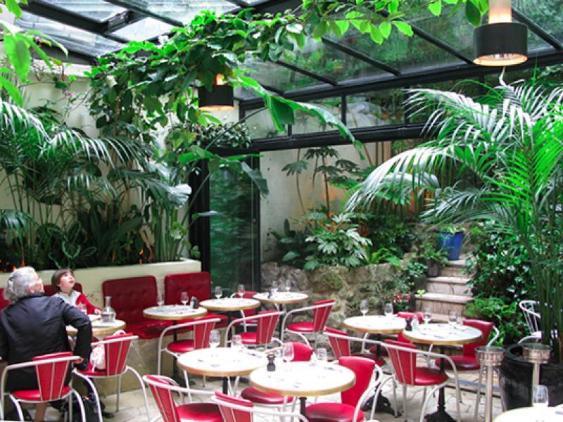 Les jardins de kali ma plante mon bonheur - Restaurant terrasse jardin grenoble mulhouse ...