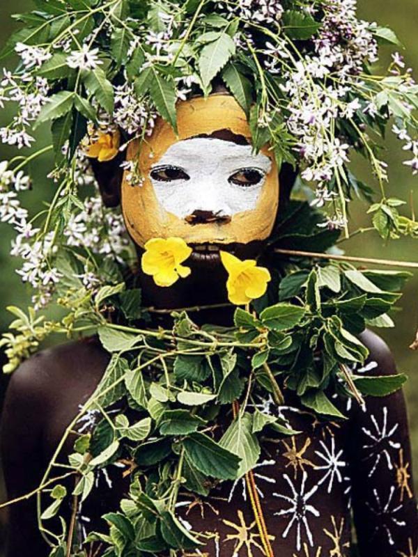 Les costumes de mère Nature Maplantemonbonheur.fr